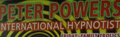 Peter Powers poster of a show in Glasgow 2019.png