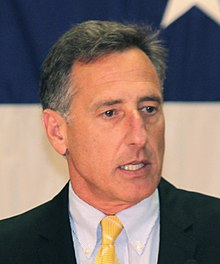 Peter Shumlin - the tough, clever, intelligent,  politician  with Jewish, Dutch,  roots in 2020