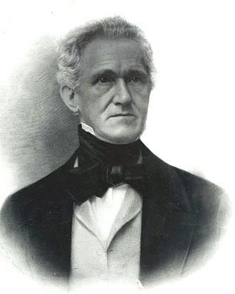 Philip Richard Fendall II - Philip Richard Fendall II (1794-1868)