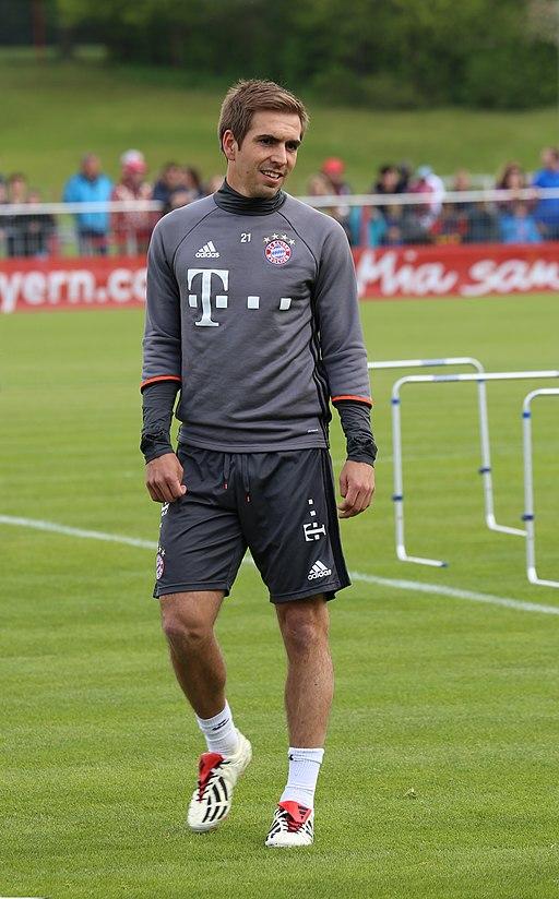 Philipp Lahm Training 2017-05 FC Bayern Muenchen-1