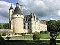 Photo extérieur du château de chenonçeau.jpg