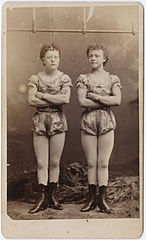 Photograph of two circus performers.jpg