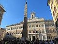Piazza di Monte Citorio - Palazzo Montecitorio - panoramio.jpg