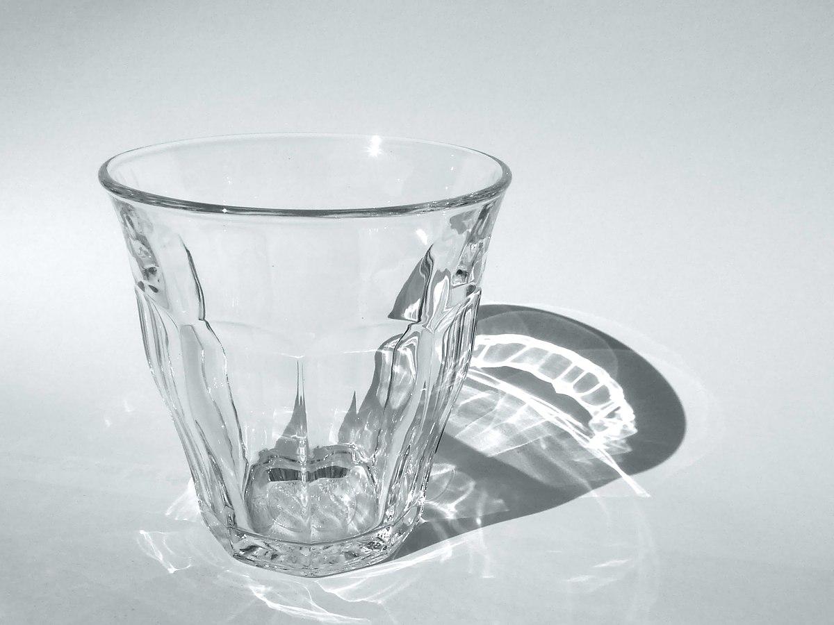 datant de verre