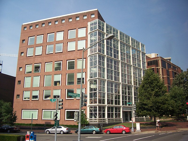 Instituto Cato | The Cato Institute, Washington, D.C. | Wikipedia