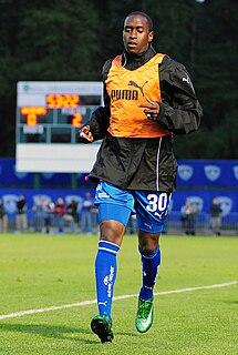 Pierre-Rudolph Mayard Canadian soccer player