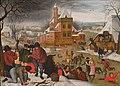 Pieter Brueghel de Jonge - Winterlandschap - 1758 - Rijksmuseum Twenthe.jpg
