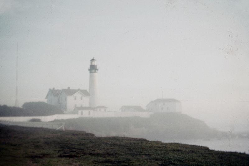 Pigeon Point Lighthouse circa 1950.jpg