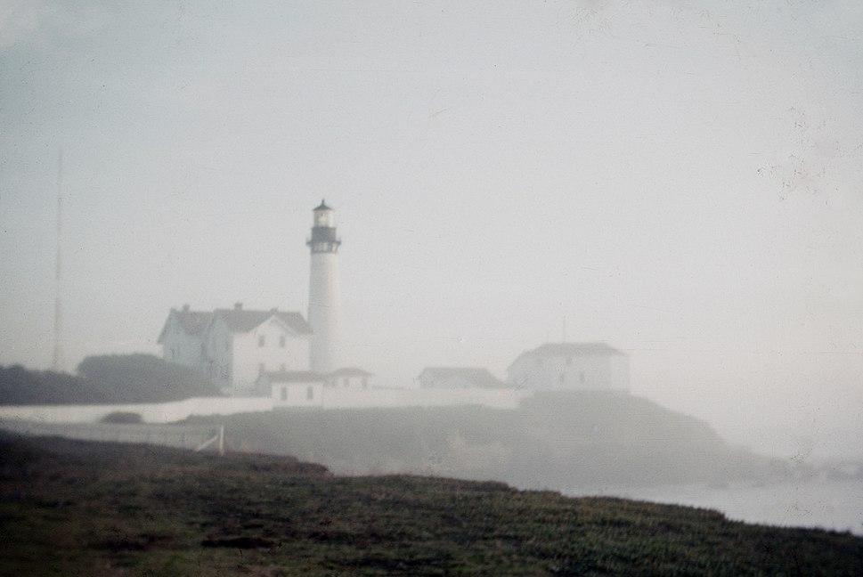 Pigeon Point Lighthouse circa 1950