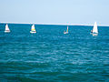 PikiWiki Israel 29591 Sailing boats Mediterranean.jpg