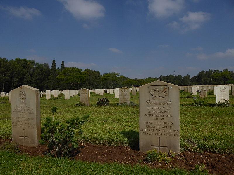 בית הקברות הבריטי ברמלה