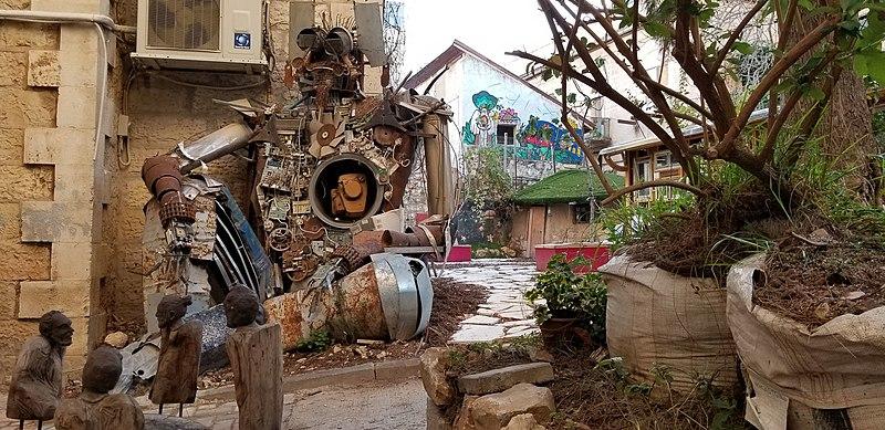המפעל בית ריק ירושלים