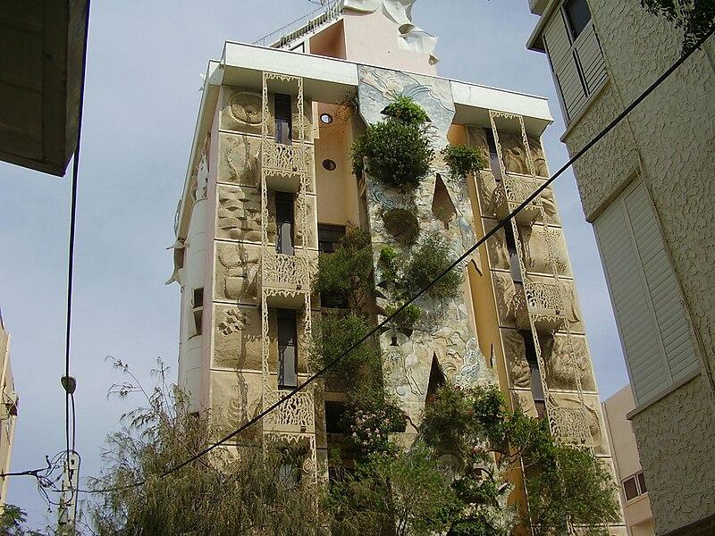 הבית המשוגע בתל אביב