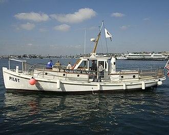 Pilot (boat) - Image: Pilot 2011