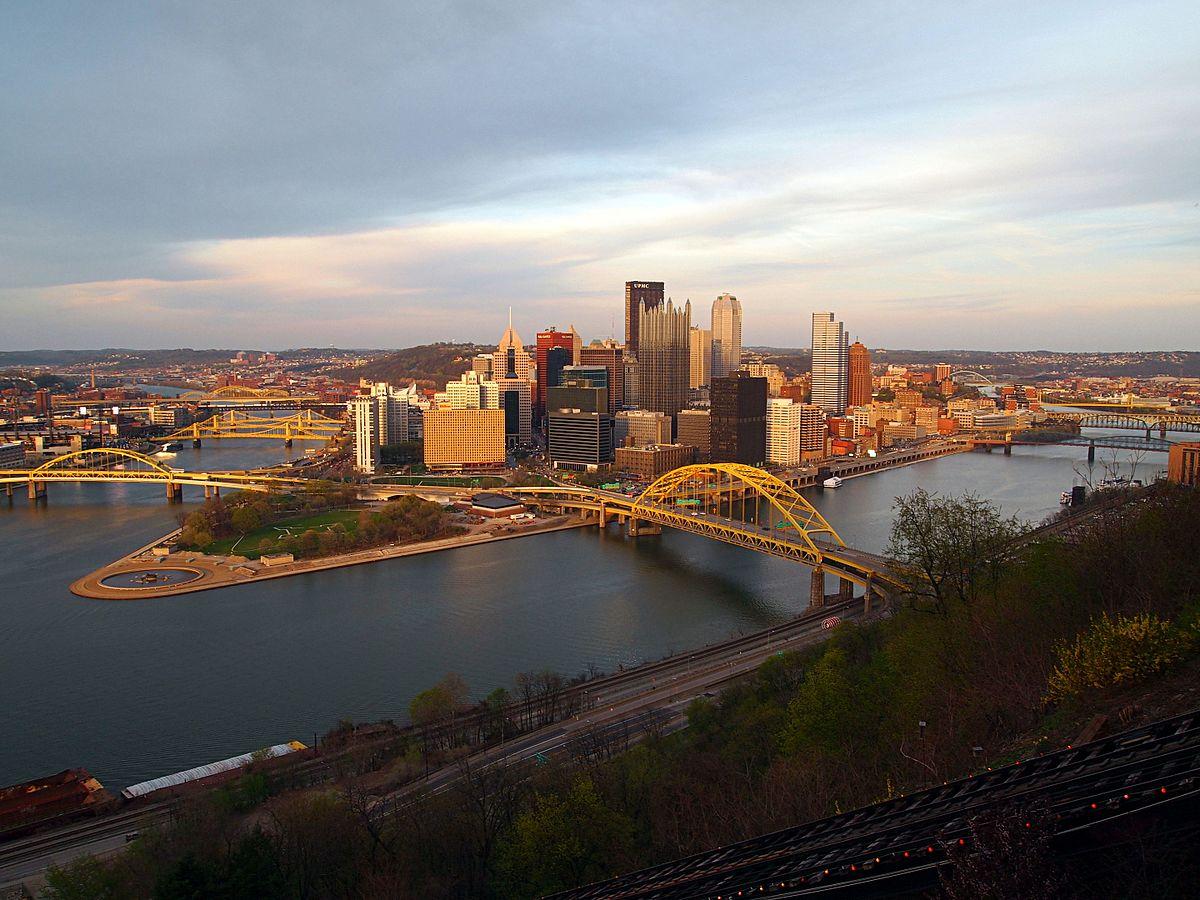 gute Daten in Pittsburgh
