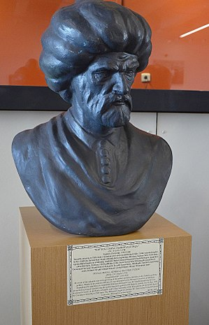 Piali Pasha - Bust of Piali Pasha in the Istanbul Naval Museum.