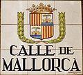 Placa de la calle de Mallorca (cropped).JPG