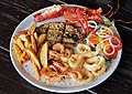 Plate of seafood, Mozambique.jpg