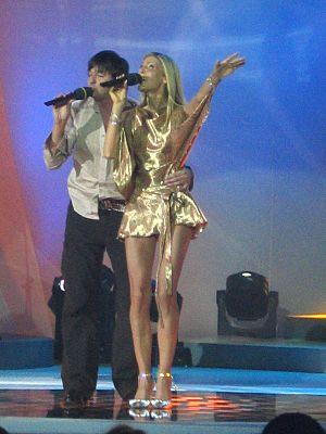 Platin - Platin during a concert