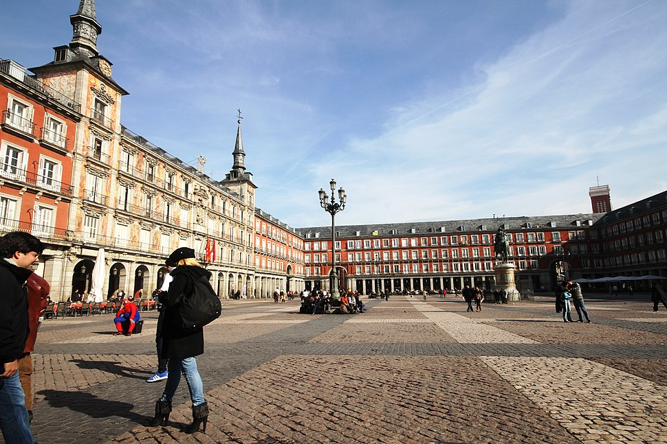 Plaza Mayor - Madrid (4)
