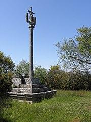 Calvaire-autel de Kergoal