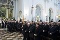 Podczas Mszy w intencji Ofiar Tragedii w Smoleńsku 6 rocznica.jpg