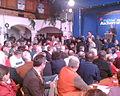 Politischer Aschermittwoch 2006 Vilshofen - SPD Magget.jpg