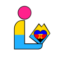 Polyamory Pansexual Library Logo 2.png