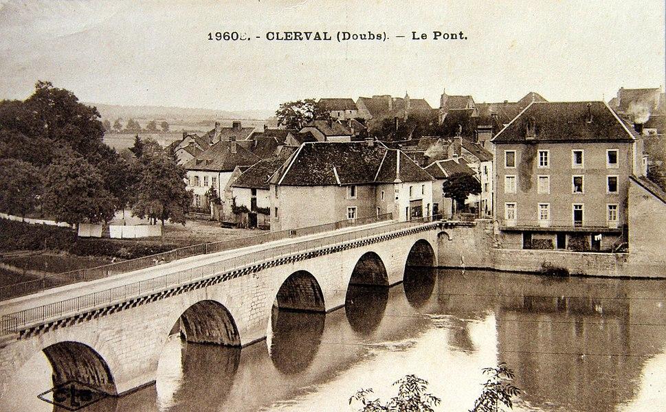 Pont de Clerval