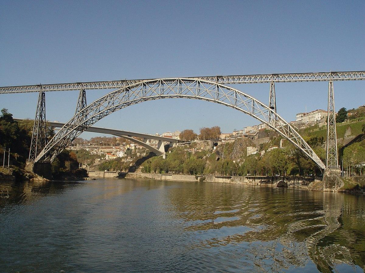 Ponte de D. Maria Pia ...