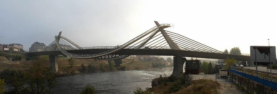 Ponte do Milenio, Ourense