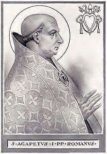 Pope Agapetus I