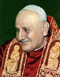 Jean XVIII franc maçon? 250px-Pope_John_XXIII_-_1959