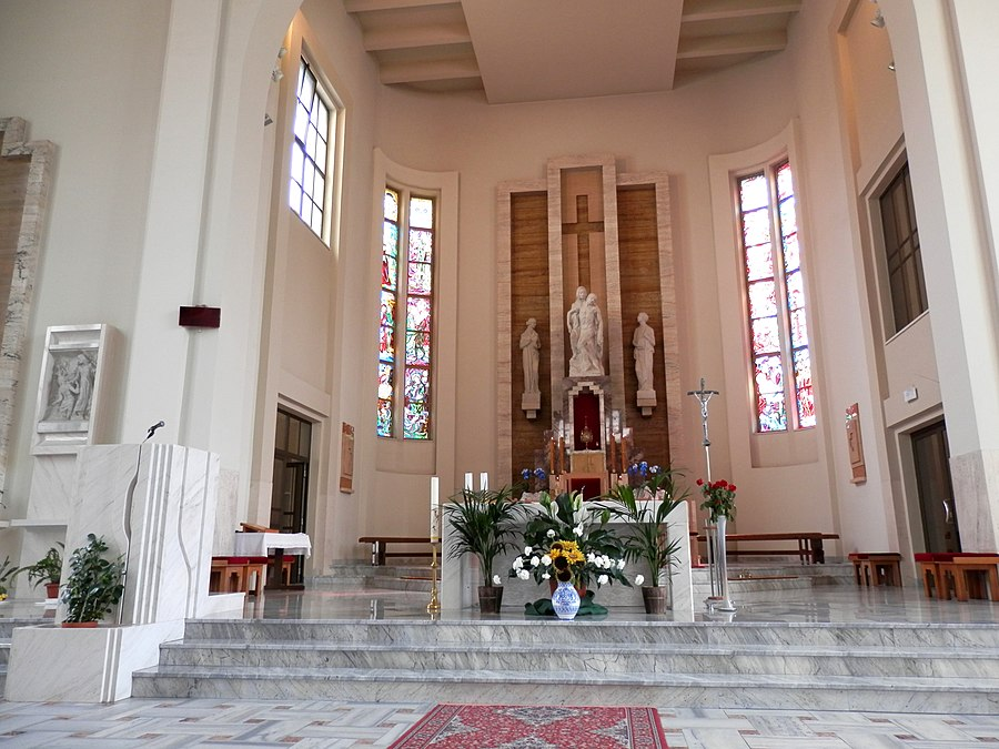 Co-Cathedral of Our Lady of Sorrows, Poprad