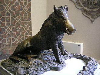Porcellino - Pietro Tacca's bronze Porcellino (Museo Bardini)