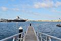 Port de València, embarcador.JPG