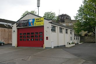 Portishead, Somerset - Portishead Fire Station