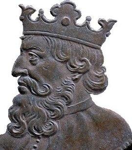 Chilperich I., Fränkisches Reich, König