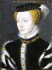 Charlotte de Roye, comtesse de la Rochefoucauld