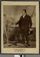 John Williams, 1796-1839