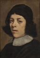 Portrait of a Young Man with a Beret (Carlo Ceresa) - Nationalmuseum - 20442.tif