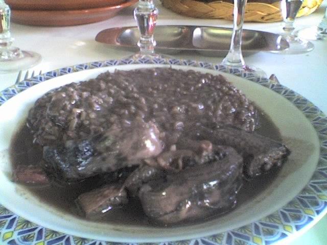 Portuguese Lamprey rice