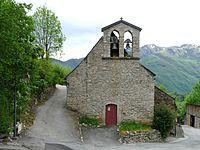 Poubeau église clocher.JPG