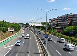 Prague Chodov Highway.jpg