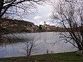 Praha, Liboc, pohled rybník 01.jpg