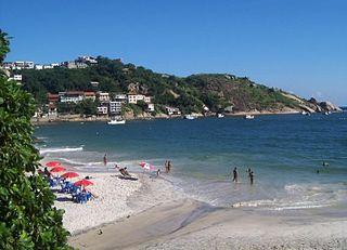 Barra de Guaratiba Neighborhood in Rio de Janeiro, Rio de Janeiro, Brazil