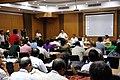 Pramod Kumar Jain Addressing - Opening Session - VMPME Workshop - Science City - Kolkata 2015-07-15 8522.JPG