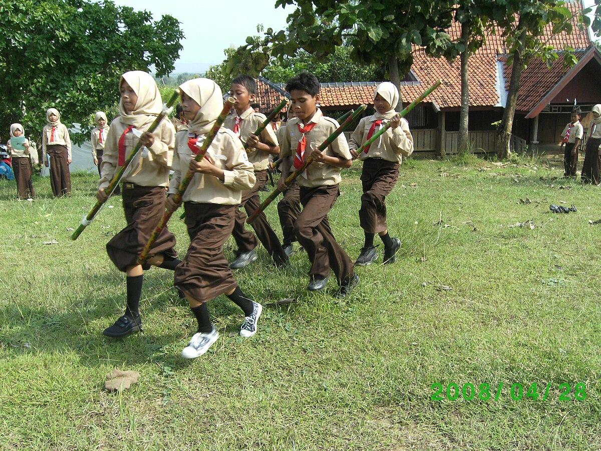 Gerakan Pramuka Indonésia Wikipédia