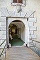 Predjama Castle. Eastern Tower. Entrance. 2012-07-26 17-39-09.jpg