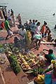 Preparation - Chhath Puja Ceremony - Ramkrishnapur Ghat - Howrah 2013-11-09 4166.JPG